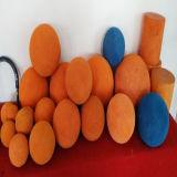 Cylindre normal de nettoyage de l'éponge Dn150 d'Em/SAE