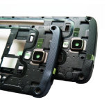 per la parte posteriore centrale attiva dell'incastronatura della galassia S4 I9295 I537 di Samsung che alloggia piatto centrale