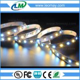 Tira flexible de SMD5050 RGBW 60LEDs DC24V LED de la fábrica de China