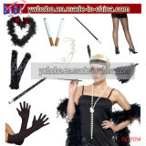 Traje de carnaval Cutie Prisoner Convict Fancy Dress Halloween Costume (BO-1016)