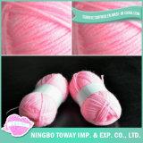 Especial Weaving Angola Wool Knitting Fios de Algodão (TW-T3)