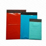 ブティックカラー赤い多郵便利用者袋