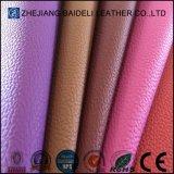 Cuoio del guanto con molti colori