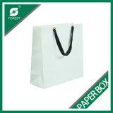 リサイクルされた顧客用白書のギフト袋