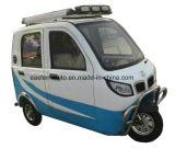 乗客のための高速電気自動車