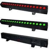 Nj-24A RGBW 24PCS*10W LED 벽 세척 빛