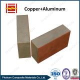 Junções elétricas da transição com alumínio da resistência térmica/aço elevados do titânio/carbono