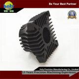 Kühlkörper-Aluminium CNCmaschinell bearbeitende elektrische CNC-Prägeersatzteile