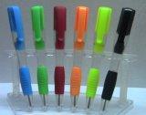 4GB 플라스틱 펜 모양 USB 2.0 플래시 메모리 저장 고속