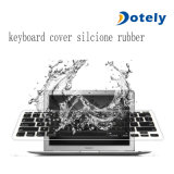 De waterdichte Bescherming van het Toetsenbord behandelt de Kleuren van het Silicone voor laptop