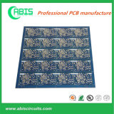 Soem-doppelseitige gedruckte Schaltkarte mit 4oz fertiges kupfernes blaues Soldermask