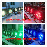 54X3w lumière extérieure bon marché d'usager des prix RGBW IP65 DEL