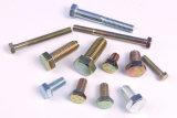 Подвергли механической обработке части и крепежные детали для машинного оборудования и мебели