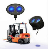 Lámpara de advertencia azul LED Spot Forklift Truck