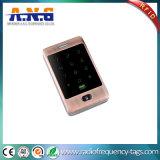 Al aire libre IP65 Metal NFC lector RFID con teclado de la contraseña