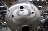 Fabricación del recipiente y de los reactores del reactor de ASME