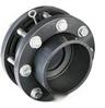 ANSI JIS Pn10 padrão do RUÍDO da válvula de verificação da bolacha do PVC