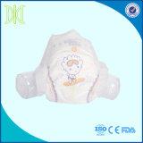 Tecido descartável do bebê com fita mágica