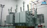 330kv KemaはHvによって定められたオイルによって浸された送電の変圧器を証明した
