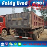Verwendeter Shancman F3000 8X4 Kipper des Speicherauszug-Lastkraftwagens mit Kippvorrichtung