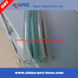 PVC En acier plastique Acier renforcé Tuyau de décharge industriel hydraulique