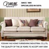 Amerikanisches Land-Art-Gewebe-Sofa für Wohnzimmer-Möbel M3010