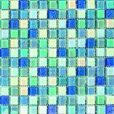 Hecho a mano de cristal del mosaico de imágenes en Foshan (AJR3001S)