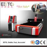 máquina do laser do CNC de 700W Ipg com única tabela (EETO-FLS3015)