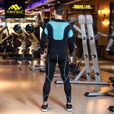 تدريب يلبّي ملابس رياضيّة نشطة دعوى [لونغ-سليفد] لأنّ رجال
