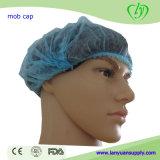 暴徒の病院の実験室のためのクリップによってプリーツをつけられるきのこの帽子