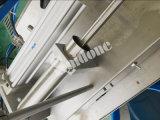 Pistón semiautomático que llena y maquinaria de envasado con diseño único de la patente