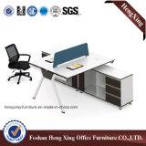 Moderner Sitzarbeitsplatz des Büro-4 (hx-6m086)