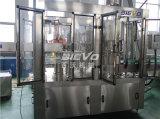 Máquina automática de embotellado de procesamiento de bebidas de gas