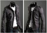 厚の立場カラー暖かい細くの人のコート