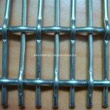 Aufbau verwendete quetschverbundenen Maschendraht