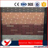 Dekorativer Wand-Außenwand-Umhüllung-Faser-Kleber-Vorstand