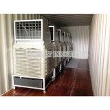 Refrigerador de ar evaporativo do favo de mel do refrigerador industrial do deserto, condicionador de ar do consumo das baixas energias