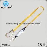 에너지 흡수기 또는 안전 방아끈 가을 보호 방아끈을%s 가진 방아끈