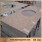 De hete Countertop van de Steen van de Productie van de Verkoop Bovenkanten van het Kwarts van de Decoratie van het Huis van de Ijdelheid Hoogste