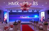 Illuminazione dell'interno della visualizzazione di LED di colore completo di P5 HD