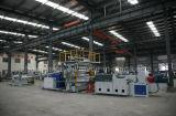 PVC 자유로운 거품이 이는 널 밀어남 기계 또는 플라스틱 압출기 선