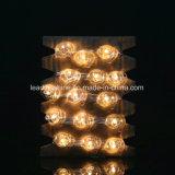 クリスマスのための暖かく白いサンタクロースの防水銅線LEDストリングライト50FTライト