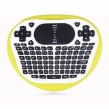 Der Luft-2016 neue heiße verkaufende Universalfernsteuerungs-Mäusehintergrundbeleuchtung-Tastatur des ABS Material-2.4G Bluetooth drahtlose T8