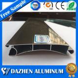 6063 합금 롤러 셔터 압 도어 창 알루미늄 알루미늄 압출 프로파일