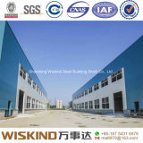 De pre-gebouwde Structuur van het Staal voor Workshop/Pakhuis in China