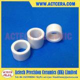 정밀도 지르코니아 세라믹 반지 또는 소매 또는 투관 기계로 가공