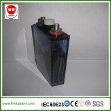 Acumulador alcalino recargable níquel- Gnc10 para UPS, ferrocarril, arranque del motor