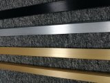 Profilo di alluminio spazzolato perfetto dell'espulsione di Oxided delle 6000 leghe