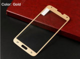 3D cobriu completamente Anti-Risca o vidro Tempered móvel do revestimento para o telefone esperto Samsung S5