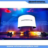 オートショー(500mm*500mm pH2.97/pH3.91/pH4.81)のための高リゾリューションの屋内フルカラーLEDスクリーン